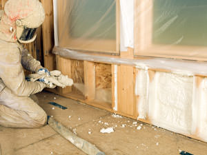 Home insulation is great for IA garages.