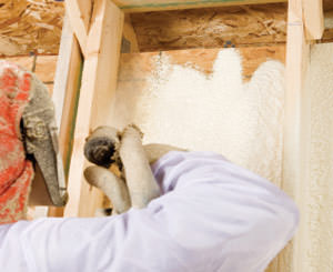 Spray foam insulation Long Island