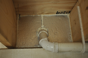 Basement Insulation Rim Joists in Newton